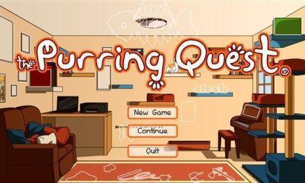 El videojuego de plataformas The Purring Quest del caravaqueño José Ginés Picón