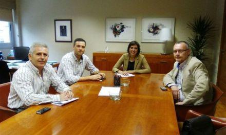 El Grupo Popular de Caravaca pide a la consejera de Sanidad celeridad en la dotación de un nuevo escáner al Hospital Comarcal del Noroeste