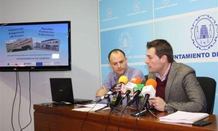 El Ayuntamiento de Cehegín presenta el Vivero de Empresas y el Plan de Ayudas para el Fomento Industrial
