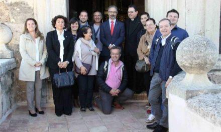 Turoperadores italianos visitan Caravaca dentro del plan de promoción del Año Jubilar 2017