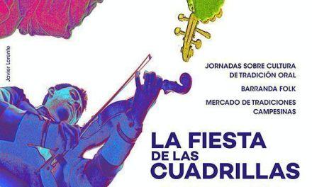 La XXXVIII Fiesta de las Cuadrillas reúne el domingo 31 de enero a doce formaciones de música tradicional