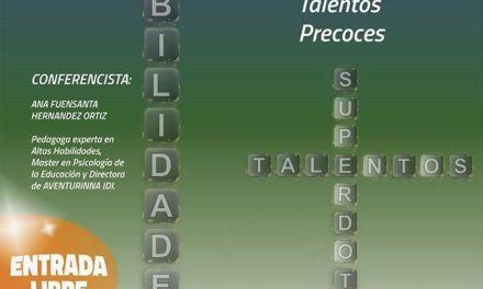 Una charla dirigida a educadores y padres tratará hoy en Caravaca las altas habilidades en menores