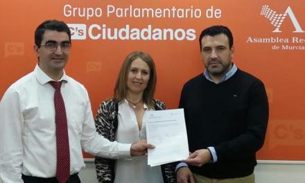 Reabrirá la carretera de Cañada García en Cehegín tras aprobarse la moción de Ciudadanos