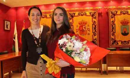 El Ayuntamiento de Bullas homenajea a la gimnasta Mari Ángeles Martínez