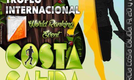 Caravaca recibe este fin de semana a los 1.200 participantes en el Trofeo de Orientación 'Costa Cálida'