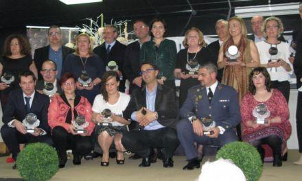 La Asociación de Enfermedades Raras D´Genes premia al Ayuntamiento de Cehegín por su implicación y apoyo a este colectivo