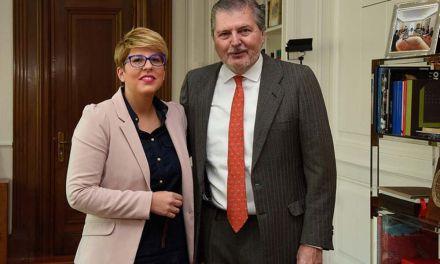 El Gobierno regional creará una comisión de trabajo con el Ministerio de Cultura para realizar actividades sobre Caravaca Jubilar