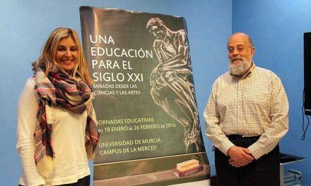 Tres charlas y un concierto se celebran en Caravaca dentro de las jornadas 'Una educación para el siglo XXI'