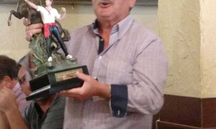 Rodríguez Valero homenajea a José Jiménez en su jubilación