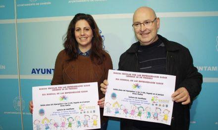 Presentada la Marcha Escolar por las Enfermedades raras, que se celebrará en Cehegín el 28 de febrero.