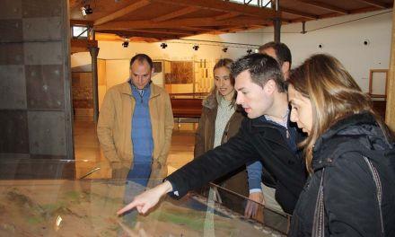 La Directora General de Energía y Actividad Industrial y Minera visita Cehegín para conocer la realidad industrial del municipio