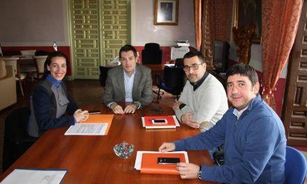 La directora General de Ordenación del Territorio, Arquitectura y Vivienda visita Cehegín para plantear los detalles del programa ARRU