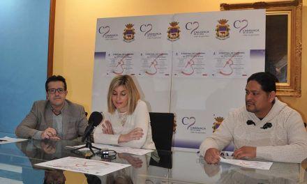 Presentado el V Festival de Guitarra Ciudad de Caravaca que se celebra del 14 al 17 de marzo