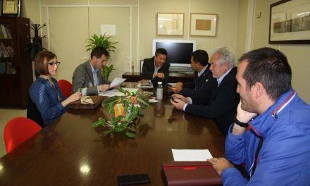 El Alcalde de Cehegín reivindica la permanencia del colegio rural del Campillo de los Jiménez