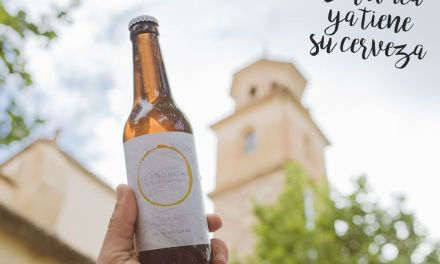 Cañonita, la cerveza artesana caravaqueña, presentará su nuevo sabor e imagen de marca el viernes 3