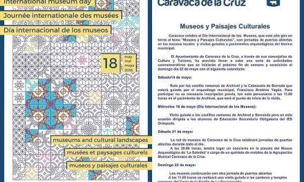 Caravaca celebra el Día de los Museos con puertas abiertas y visitas guiadas a yacimientos