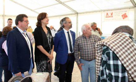 Exposiciones, charlas, talleres y degustaciones, en la Feria de Ovino Segureño y Ganadería de Caravaca