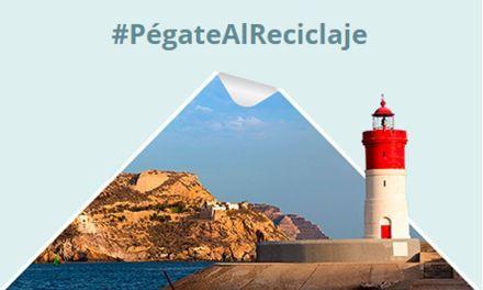 """La Concejalía de Medio Ambiente de Cehegín se adhiere a la campaña """"Pégate al Reciclaje"""""""