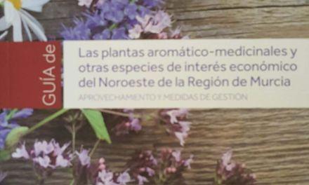 Agricultura edita una guía sobre plantas aromáticas-medicinales del noroeste regional