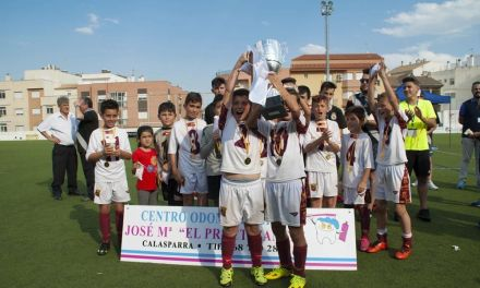 La Selección Murciana se proclama campeona de la II Calasparra Cup