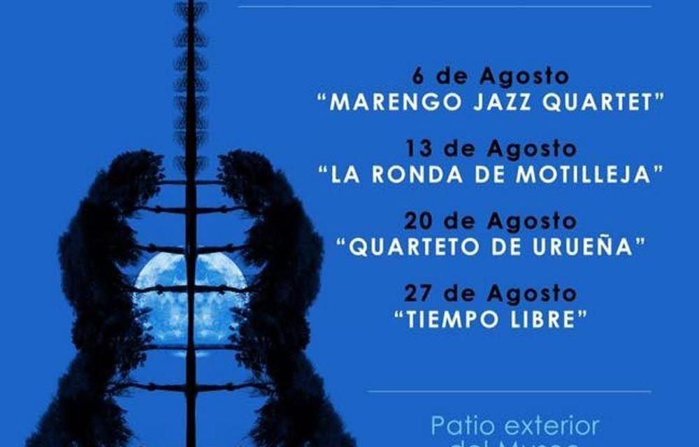 El ciclo 'A la luna de Barranda' lleva conciertos gratuitos al Museo de la Música los sábados de agosto