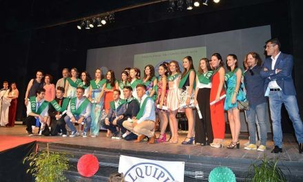Noche de fiesta en la sala Camelot para celebrar la Graduación de alumnos del I.E.S. Alquipir