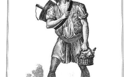 Refrescos y bebidas frías en el siglo XVIII