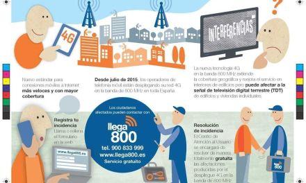Conexiones móviles más veloces y mejor cobertura llegan a Cehegín con el nuevo 4G