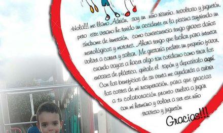 El Hospital Bernal pone en marcha una campaña de recogida de tapones solidarios