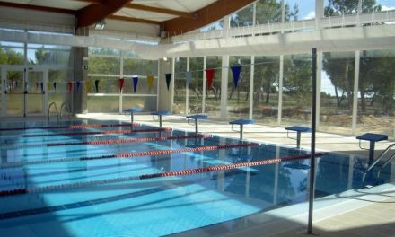 Comienza en Bullas la natación y otras actividades acuáticas en la piscina climatizada