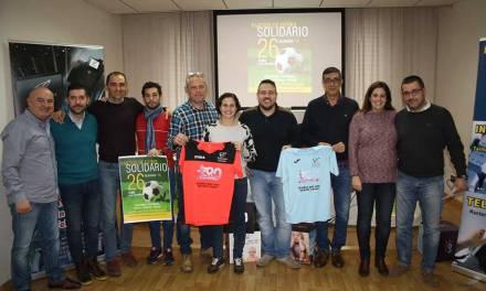 Un partido solidario de fútbol servirá para recoger alimentos para las familias necesitadas cehegineras