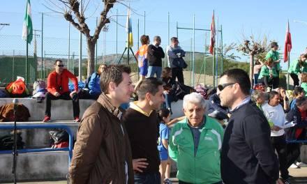 El VI Campeonato de España de Invierno de Marcha de Promoción reunió en Cehegín a los mejores marchadores del país