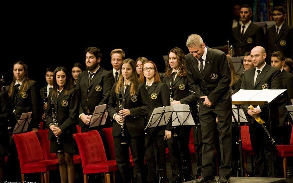 Premiada la Unión Musical Villa de Bullas en un Certamen Nacional de Bandas de Música