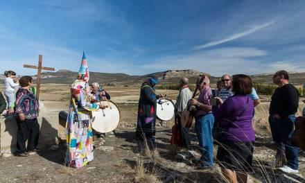 II Jornadas de Hermanamiento Cuadrilla de Animeros del Campo de San Juan, El Sabinar y El Calar de la Santa, con los Tambores de Moratalla