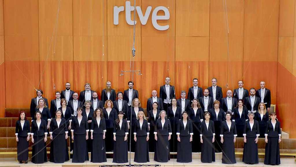 """El """"Coro de Radiotelevisión Española"""", un deleite para los sentidos"""