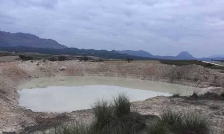 Medio Ambiente restaura dos charcas ganaderas en Los Llanos del Cagitán
