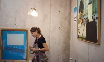 """""""Mi última colección está en gran parte inspirada por el mar, los colores de las telas en el mediterráneo"""", María García presenta Escamas, su marca de diseño y estampación"""