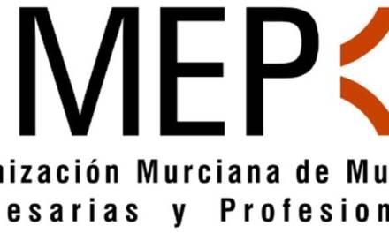 La Organización de Mujeres Empresarias y Profesionales de la Región de Murcia (OMEP) organizará una jornada sobre el autoempleo femenino con motivo la inauguración de su sede comarcal en el Centro de Promoción Económica de Cehegín