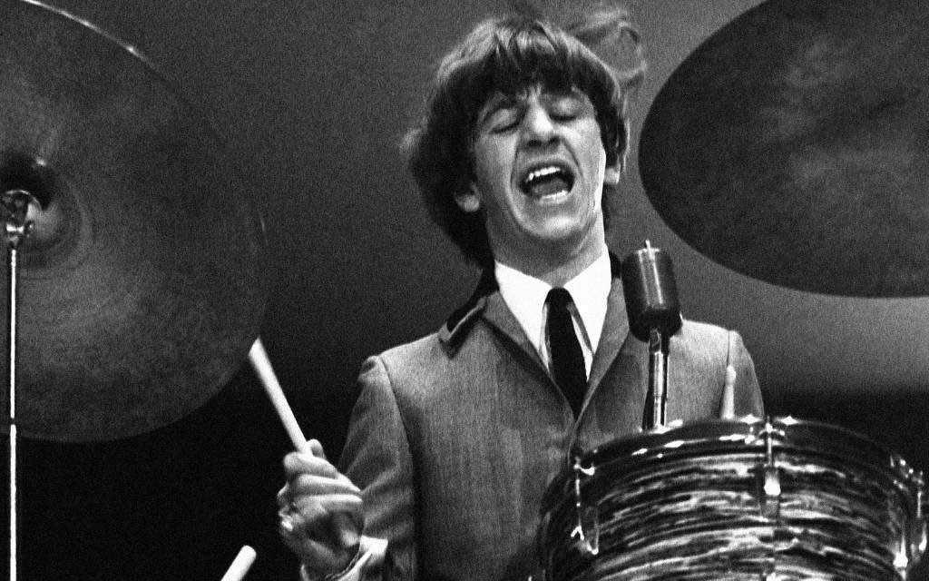 """Ringo Starr basó su notoriedad artística en el sello de """"The Beatles"""""""