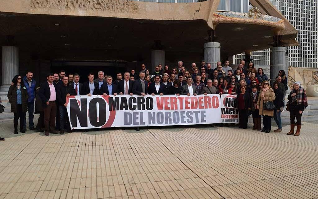 José Soria: Rechazamos el vertedero para Cehegín y sus pedanías