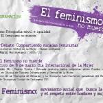"""""""El feminismo no muerde""""; campaña del Ayuntamiento de Moratalla con motivo del Día Internacional de la Mujer"""