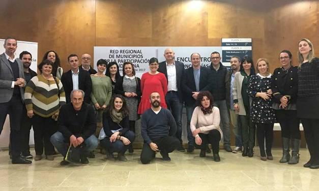 Caravaca participó en el III Encuentro de la Red de Municipios por la Participación Ciudadana