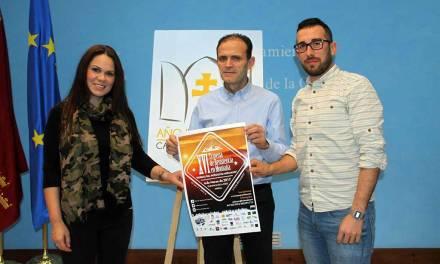 La travesía de montaña 'Sierras del Noroeste Murciano', primera prueba del circuito 'Caravaca Outdoor Series'