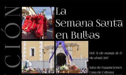 Exposición 'La Semana Santa en Bullas' hasta el 15 de abril
