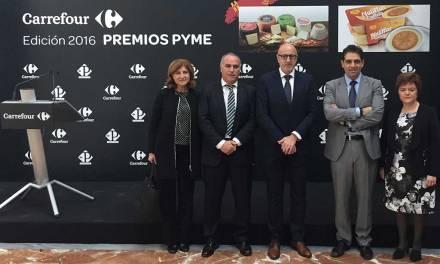 Postres Reina, Premio Carrefour a la Empresa más Innovadora de la Región de Murcia