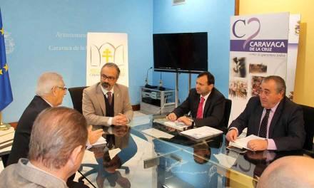 La Federación Regional de Empresarios del Metal celebra su comité ejectutivo en Caravaca