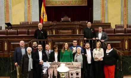 El PP impulsa en el Congreso la declaración de las cuevas y el entorno de El Santuario de la Esperanza como patrimonio mundial
