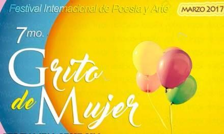 """El Festival de Poesía y Arte """"Grito de Mujer"""" alzará su voz en Cehegín por todas las niñas del mundo"""