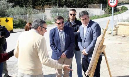 Las obras en el Colector de Saneamiento pondrán fin a los problemas de desbordamiento en Cañada Lentisco