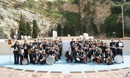 La Asociación Musical San Juan Evangelista participa en un certamen de bandas cofrades en Ibiza